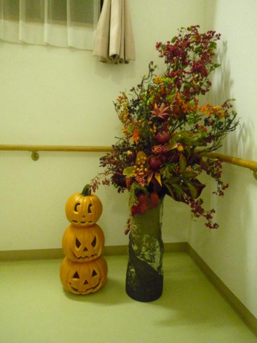 2016.10月 ハロウィン飾り (36)