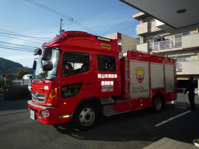 2016.11.16 火災避難訓練(1F) (5)