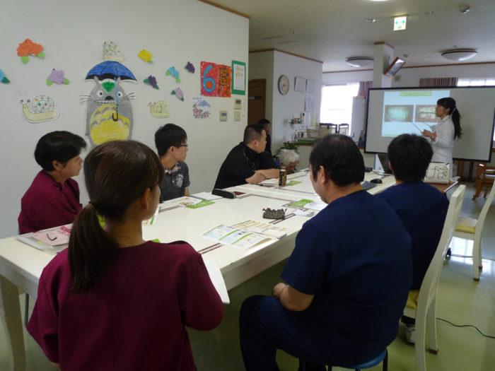 2017.6.6 施設内研修 『口腔ケアに関する研修』 (11)