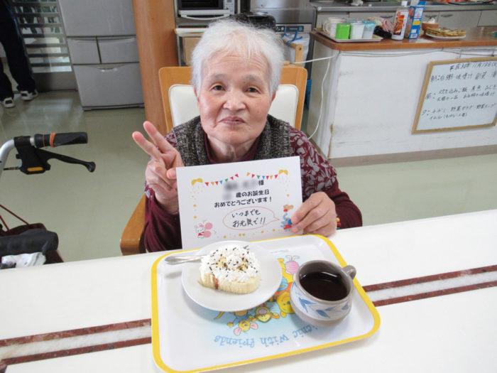 2018.11.13 お誕生日会